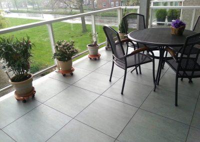 ITS Grey Balkon Alkmaar
