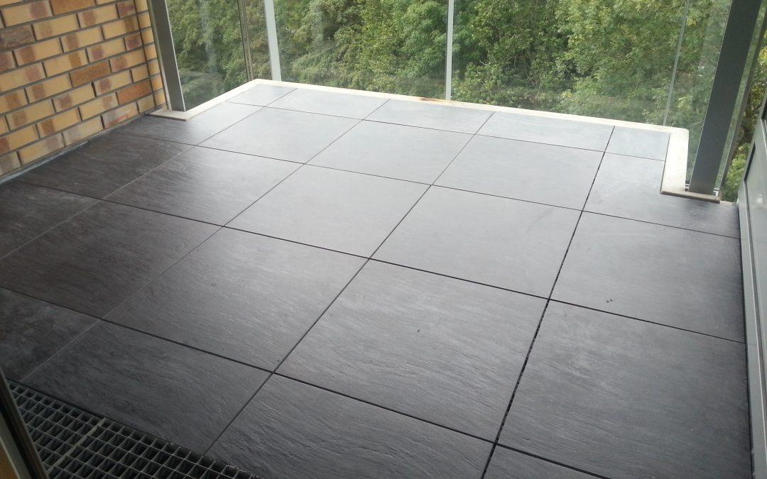 ITS Grey Balkon Amstelveen