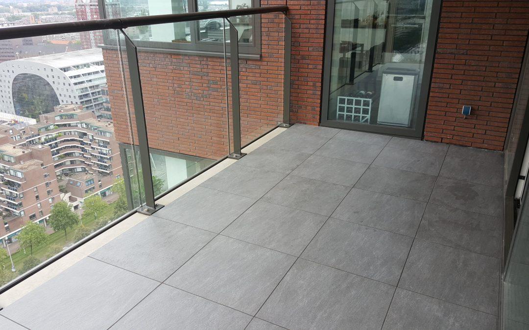 ITS Grey Balkon Rotterdam