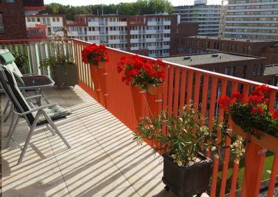 2cm Class Contro Balkon Amsterdam