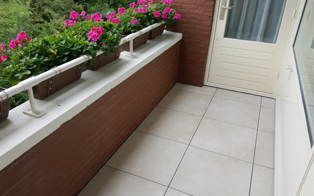 2cm tegels Grey Soul Sand 60×60 cm Balkontegels Amsterdam